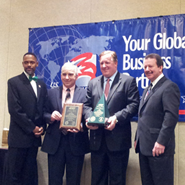 Vacuworx Honored with Governor's Award for Excellence